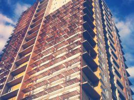 Ход строительства ЖК Панорама | Квартиры от застройщика Осень 2017
