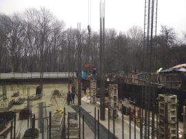 Ход строительства ЖК Парк   Квартиры от застройщика Апрель 2021