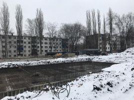 Ход строительства ЖК Галактика | Квартиры от застройщика Март 2019