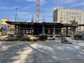 Ход строительства ЖК Парк | Квартиры от застройщика Июнь 2021