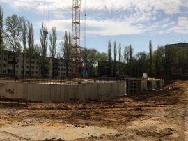 Ход строительства ЖК Галактика | Квартиры от застройщика Май 2019