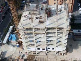 Ход строительства ЖК Парк   Квартиры от застройщика Август 2021