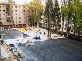 Ход строительства ЖК Галактика | Квартиры от застройщика Ноябрь 2020