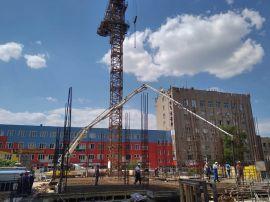Ход строительства ЖК Парк   Квартиры от застройщика Май 2021