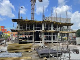 Ход строительства ЖК Парк   Квартиры от застройщика Июнь 2021
